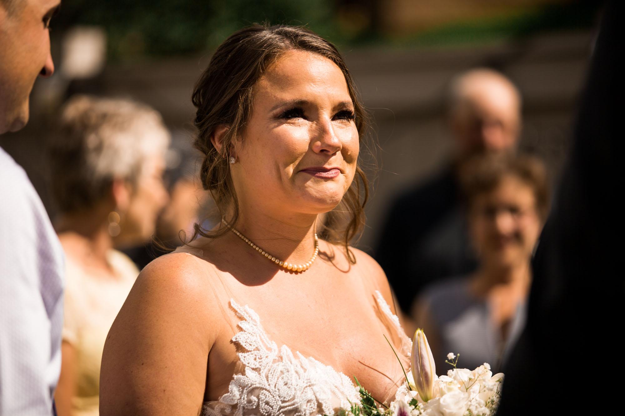 Calgary wedding photographer - backyard wedding inspiration