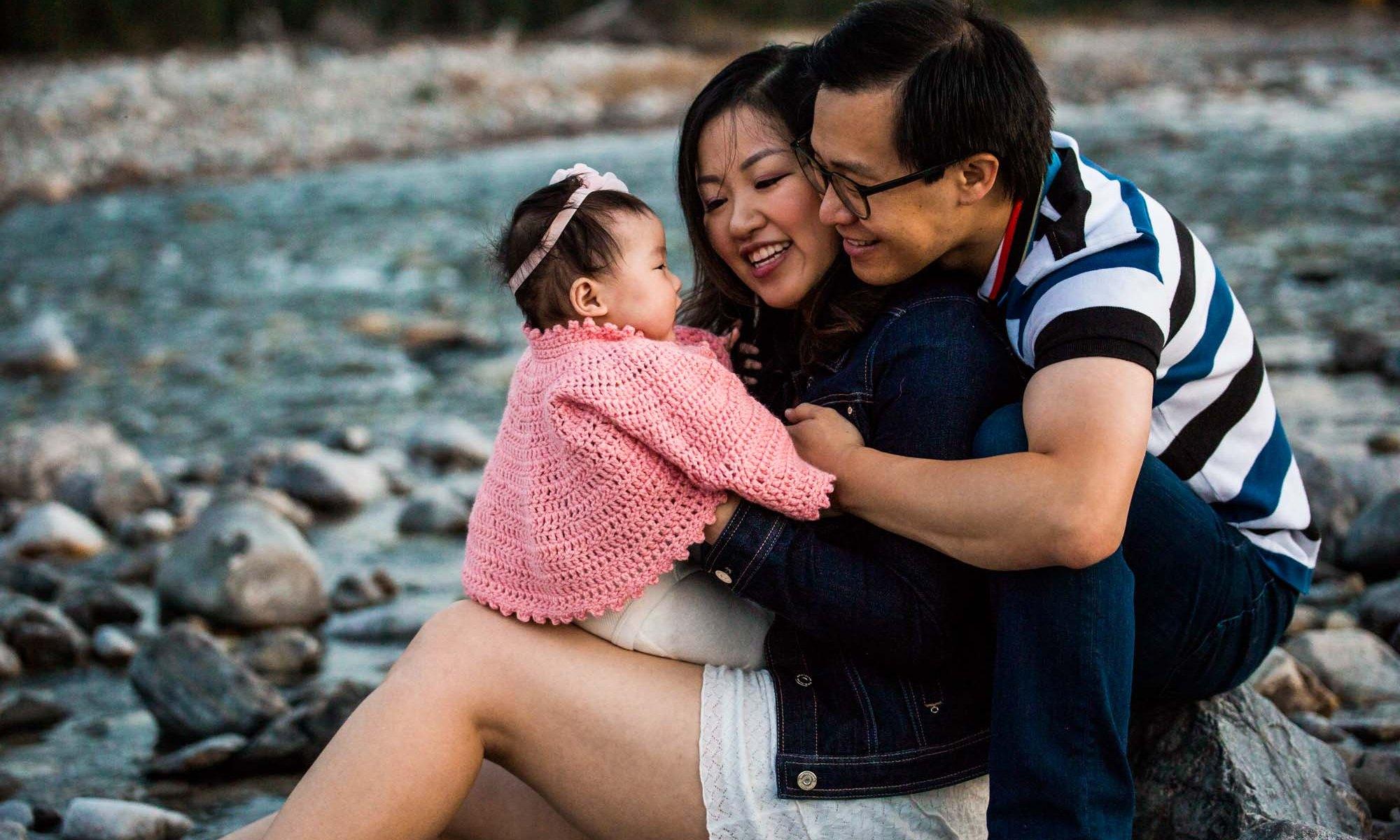 Calgary family photographer - Kananaskis family session