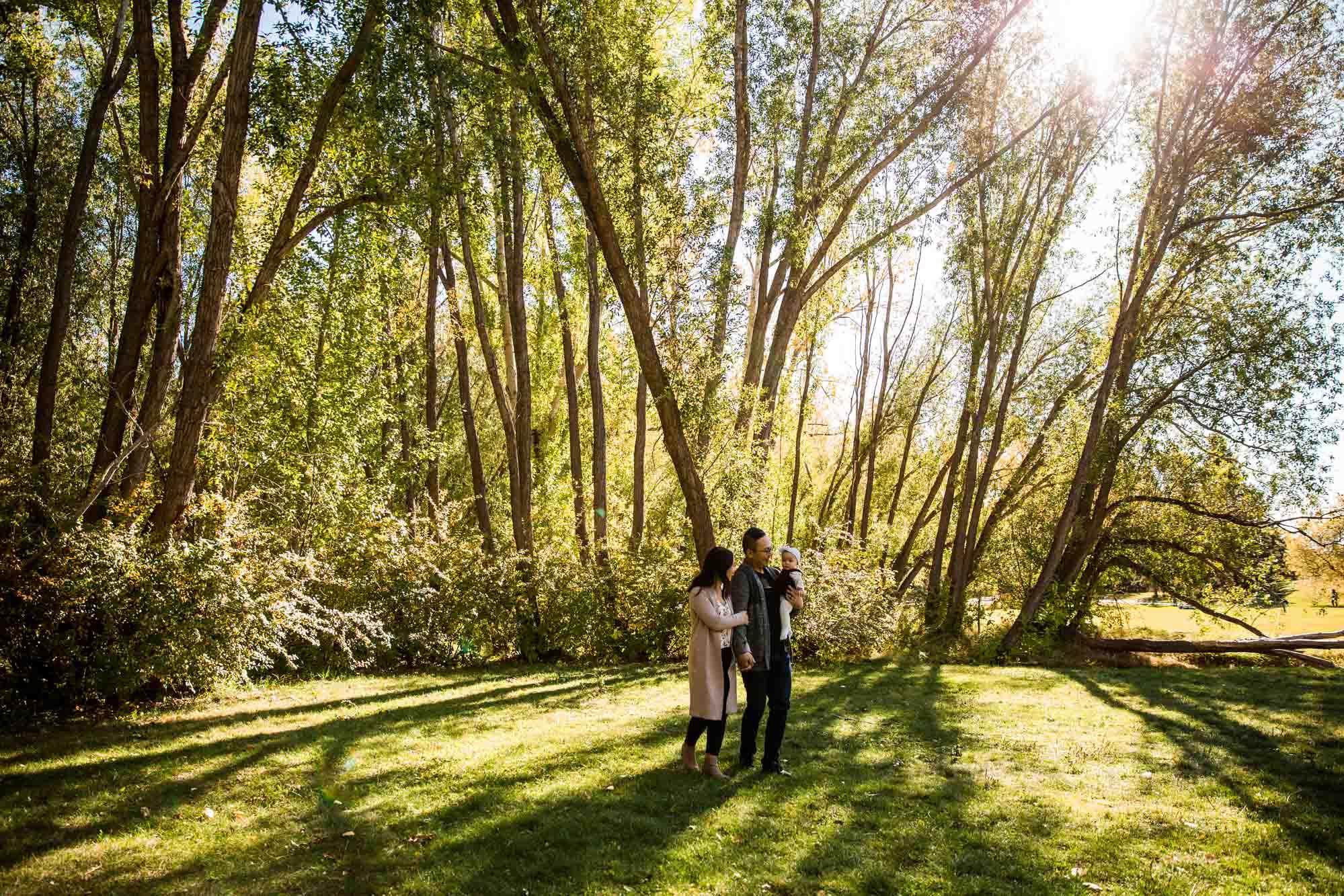 Calgary family photographer - lifestyle family photography