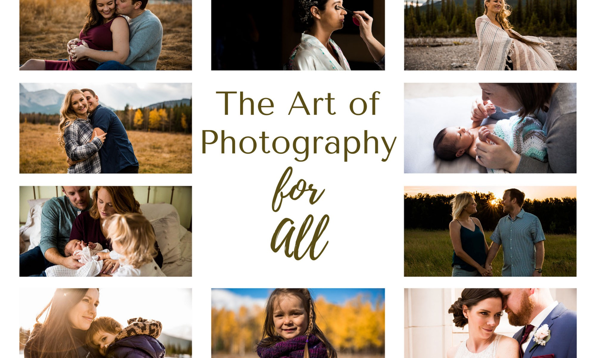 Learning photography for beginners, basic photography techniques