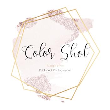 Calgary published wedding and family photographer - Color Shot Magazine